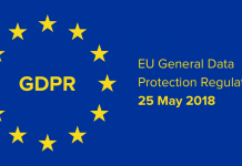 gdpr for website with template